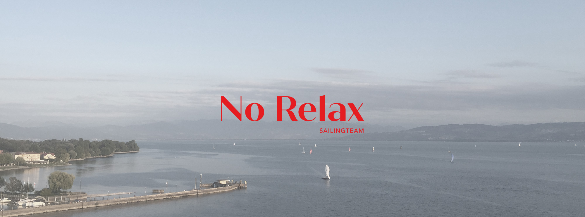 und co no relax logo branding lake of canstance
